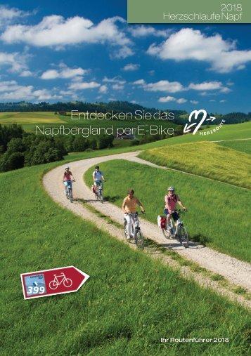 Routenführer Herzschlaufe Napf 2018