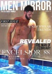 MEN MIRROR - The Magazine // Issue 01