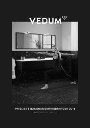 Vedum priser 2018