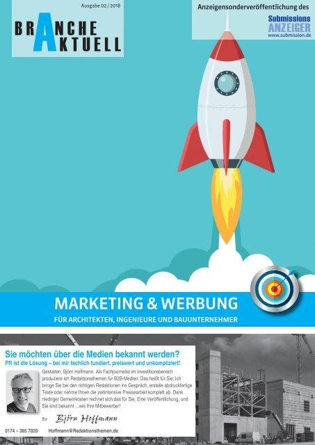Branche Aktuell Marketimg & Werbung