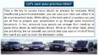 How is chauffeured ground transportation better than car rental - Page 6