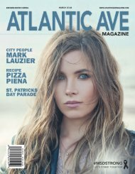 Atlantic Ave Magazine - March 2018