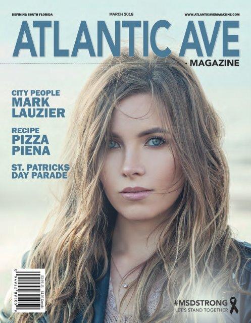 Atlantic Ave Magazine - March 2018