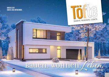 Töfte Bauen & Wohnen Winter 2017