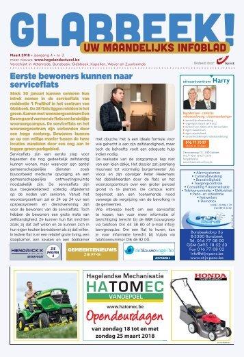 1809 Glabbeek - 1 maart 2018 - Wk 09