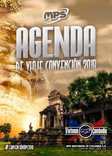 Agenda convención 2018