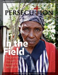 March 2018 Persecution Magazine