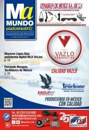 Revista Mundo Automotriz No. 264 Marzo
