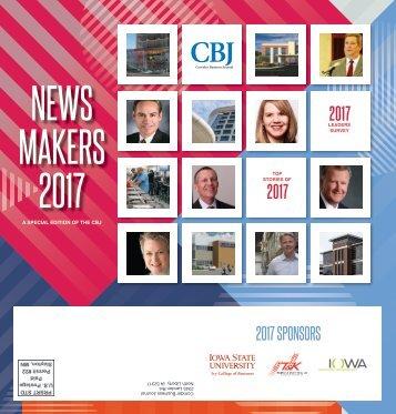 CBJ Newsmakers 2018