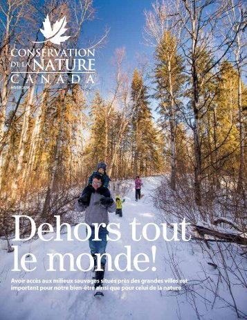Le magazine de CNC hiver 2018