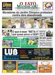 003 - O FATO MANDACARU - MARÇO 2018 - NÚMERO 3