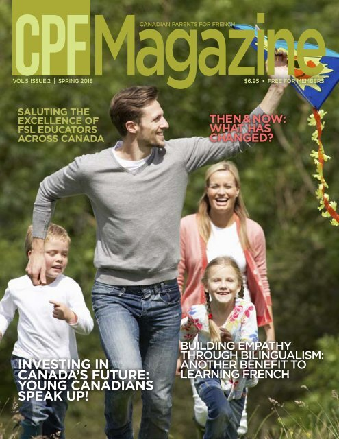 CPFMagazine SPRING 2018 Vol5 Issue2