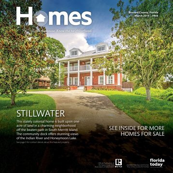 Homes - March 2018