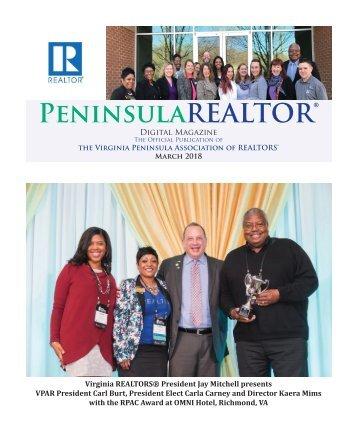 Peninsula REALTOR® March 2018