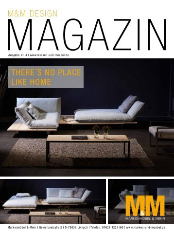 M&M Design-Magazin Nr. 4