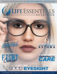 Life Essentials Magazine March 2018