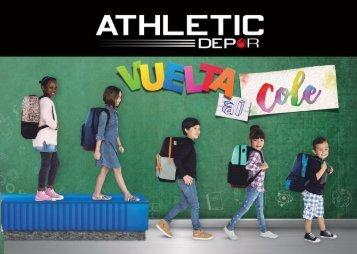 Athletic - Febrero/Marzo 18