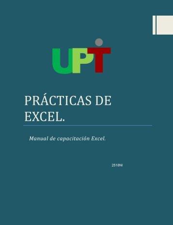PRACTICAS EXCEL 1