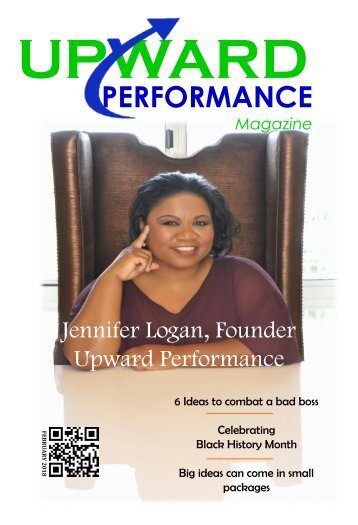 Upward Performance Magazine February 2018
