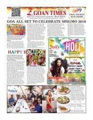 GoanTimes March 2, 2018 Issue