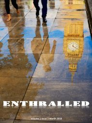 Enthralled Magazine Vol 1 Issue 2 - Reflect