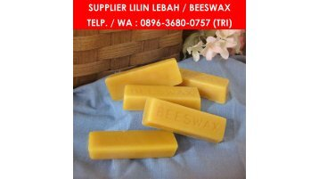 PROMO, WA : 0896 3680 0757, Lilin Lebah Beeswax Malang, Lilin Lebah Untuk Buah Malang