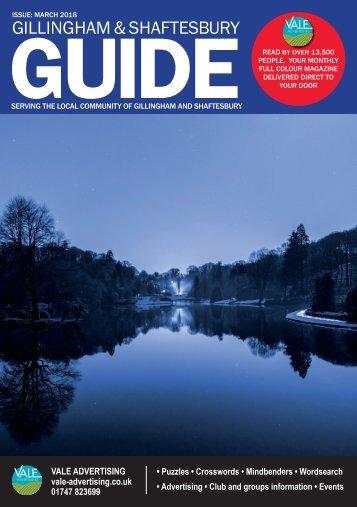 Gillingham & Shaftesbury Guide March 2018