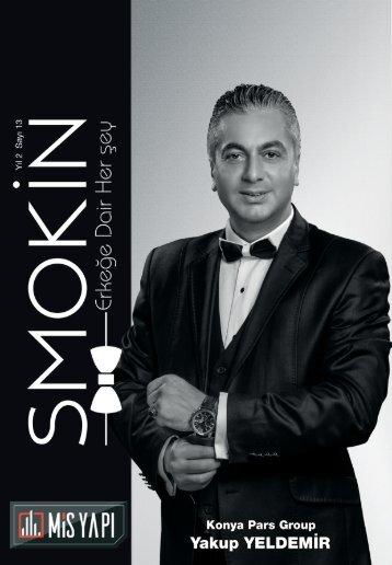 Smokin Dergisi Sayı 13