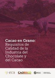 Cacao en Grano Requisitos de Calidad de la Industria Apr 2016_es