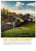 Volvo Kettenfertiger P6820D + P7820D - Datenblatt / Produktbeschreibung - Page 4