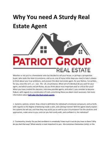 4 Salt Lake City Real estate agents