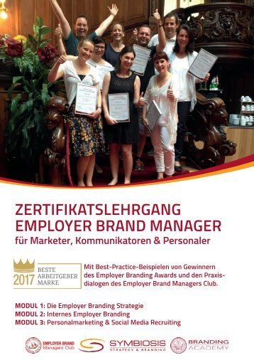 EmployerBrandManager_Lehrgang2018_CH