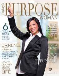 Todays Purpose Woman
