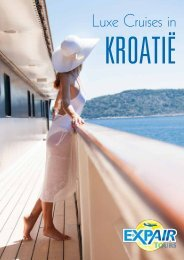 Luxe Cruises in Kroatië
