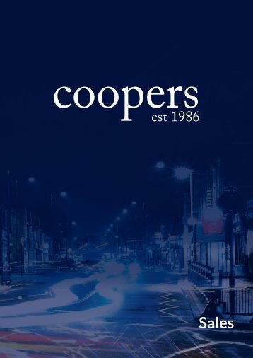 Coopers Sales Brochure