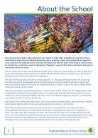 Clapham Manor Primary School Prospectus - Page 6