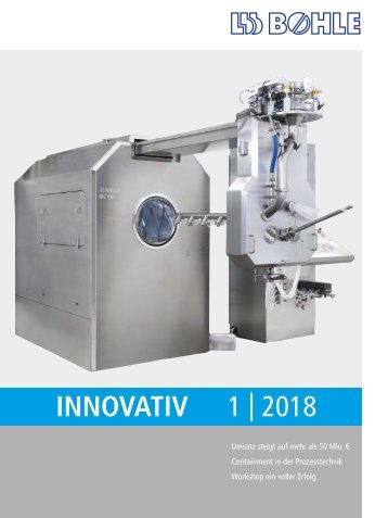 L.B. Bohle Innovativ 01/2018