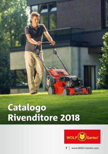 Catalogo WOLF-Garten 2018