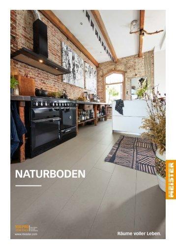 MEISTER Naturboden Katalog