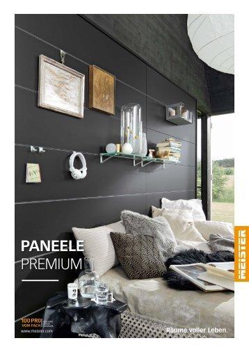 MEISTER Paneele Premium