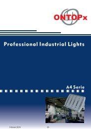 ONTOPx A4 Highbay Lighting
