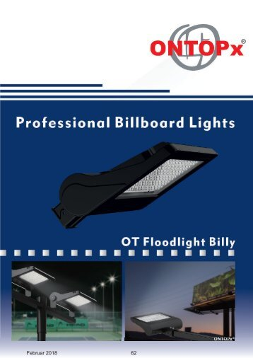ONTOPx Billy Highbay Lighting