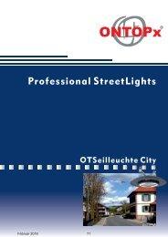 ONTOPx Seilleuchte City Lighting