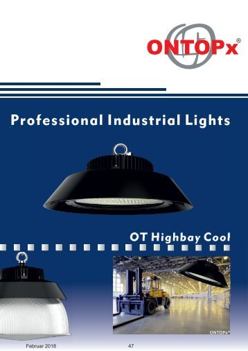 ONTOPx Highbay Cool Lighting