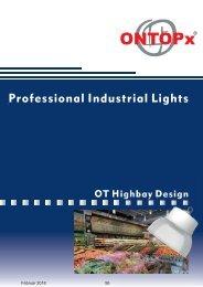 ONTOPx Design Highbay Lighting