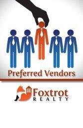 Preferred Vendor Booklet