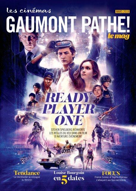 Gaumont Pathé! Le mag - Mars 2018