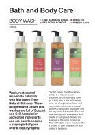 Big Green Tree Natural Skincare product brochure - March 2018 - Page 3