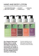 Big Green Tree Natural Skincare product brochure - March 2018 - Page 7