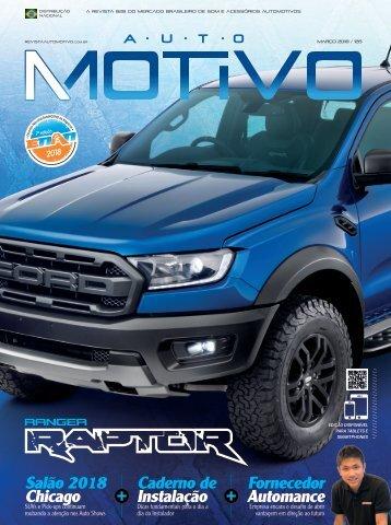 Revista AutoMOTIVO - Edição 126, de março de 2018
